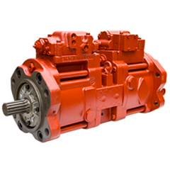 caterpillar excavator hydraulic pump